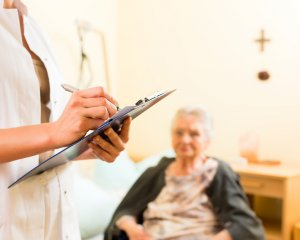 Mobile Clinician for In-Home Care